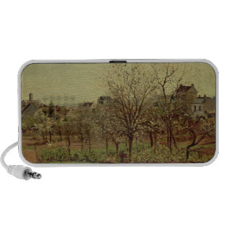 The Orchard, 1870 (oil on canvas) Travel Speaker