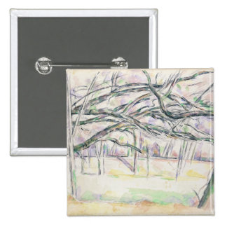 The Orchard, c.1895 (w/c on paper) 15 Cm Square Badge