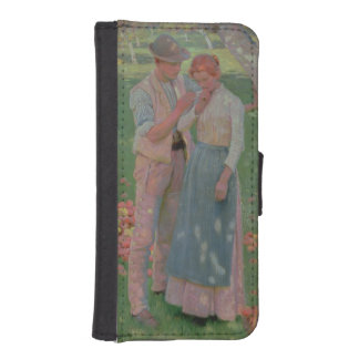 The Orchard iPhone SE/5/5s Wallet Case
