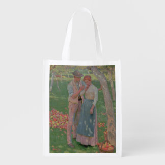 The Orchard Reusable Grocery Bag