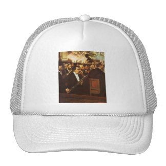 'The Orchestra of the Opera' Cap