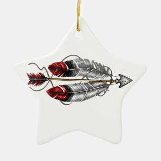 The Order of the Arrow Christmas Ornament
