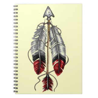 The Order of the Arrow Notebook