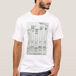The Orders of Architecture T-Shirt