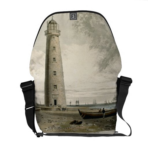 The Orford Nefs Lighthouses, Suffolk, from Volume Courier Bags