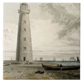 The Orford Nefs Lighthouses, Suffolk, from Volume Tile
