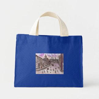 The-organ-grinder Mini Tote Bag
