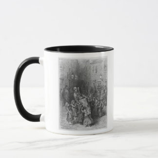 The Organ in the Court Mug