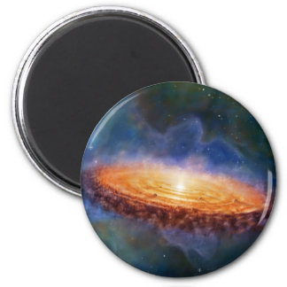 The Origin of the Solar System Fridge Magnet