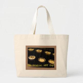 The Original ANY Key! Canvas Bag
