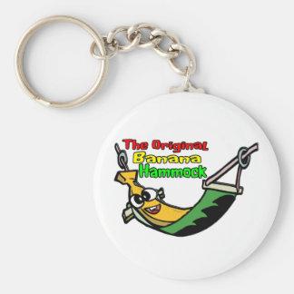 The Original Banana Hammock Key Ring
