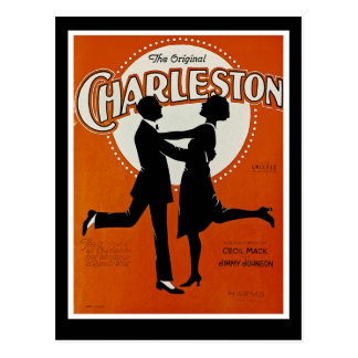 The Original Charleston Postcard