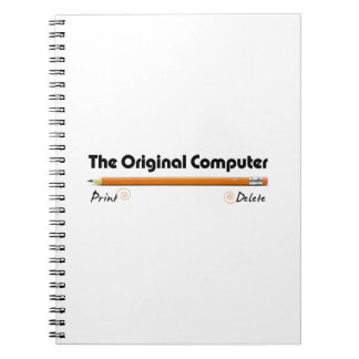 The Original Computer Notebooks