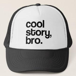 THE ORIGINAL COOL STORY BRO TRUCKER HAT