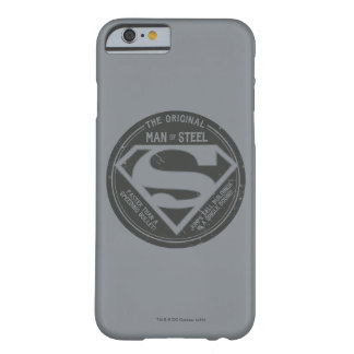 The Original Man of Steel Barely There iPhone 6 Case