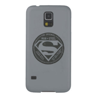The Original Man of Steel Case For Galaxy S5