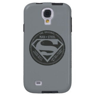 The Original Man of Steel Galaxy S4 Case