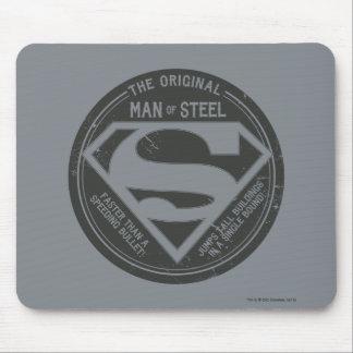 The Original Man of Steel Mouse Mat