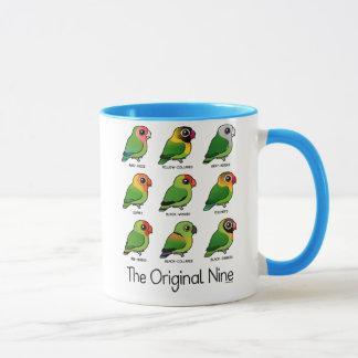 The Original Nine Mug