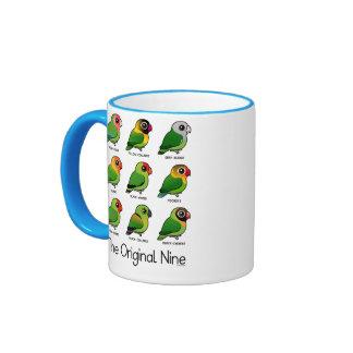 The Original Nine Ringer Coffee Mug