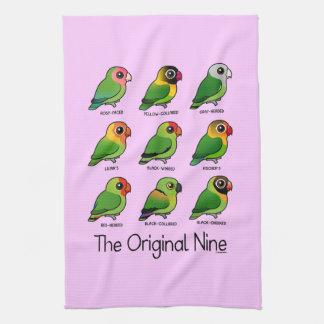 The Original Nine Tea Towel