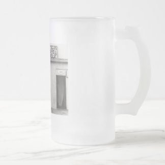 the original (PICnSAV) location 1972 Frosted Glass Mug