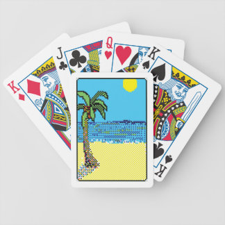 The original Solitaire playing card