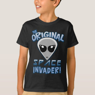 The Original Space Invader T-Shirt