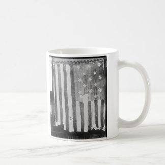 The Original Star Spangled Banner 15 Star Flag Basic White Mug