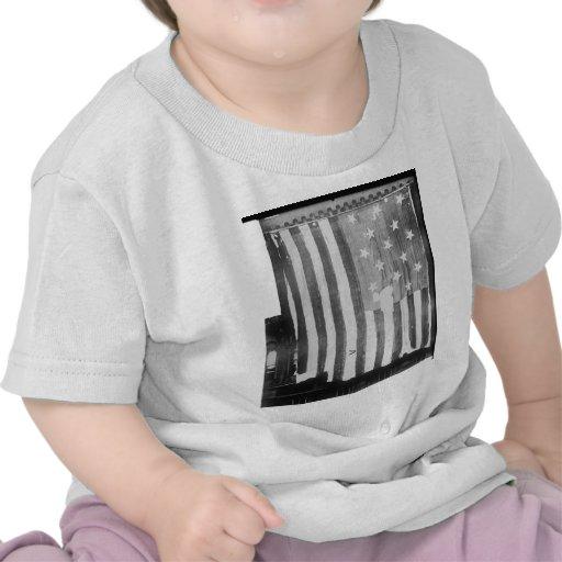 The Original Star Spangled Banner 15 Star Flag Tee Shirt