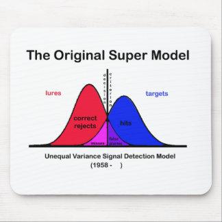 The Original Super Model Mouse Pad