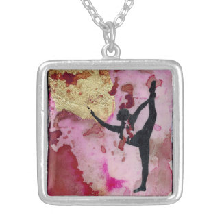The Original Yoga Girl Necklace
