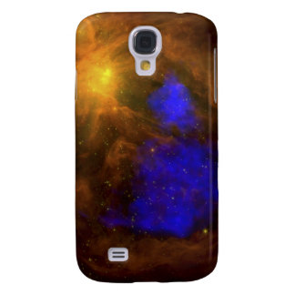 The Orion nebula in the infrared Galaxy S4 Case
