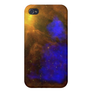 The Orion nebula in the infrared iPhone 4 Case