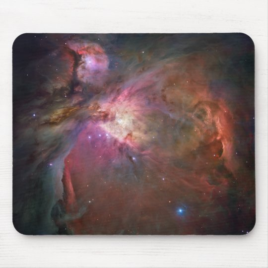 The Orion Nebula Mouse Mat