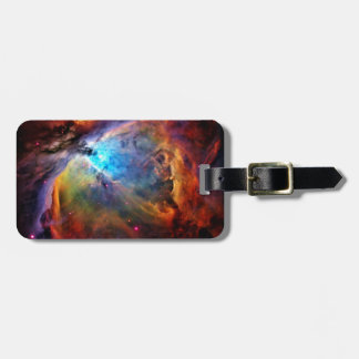 The Orion Nebula Tag For Bags