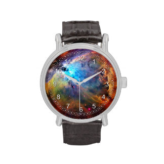 The Orion Nebula Watches