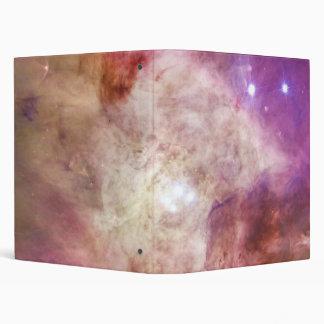 The Orion Nebula's Biggest Stars Messier 42 M42 3 Ring Binders