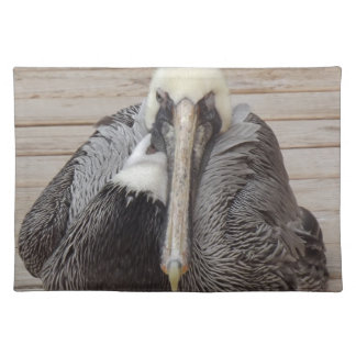 The Ornery Pelican Placemat