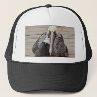 The Ornery Pelican Trucker Hat