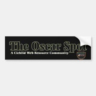 The Oscar Spot (HT) Car Bumper Sticker