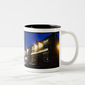 The Ostrich Two-Tone Coffee Mug