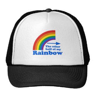 THE OTHER HALF OF MY RAINBOW (Left) Trucker Hat
