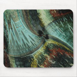 the other side of the forest mouse pad