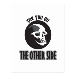 THE OTHER SIDE POSTCARD