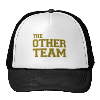 The Other Team (gold) Cap