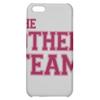 The Other Team (red) iPhone 5C Cover