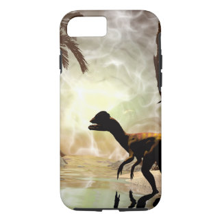 The other world, dinosaur at the river iPhone 7 case