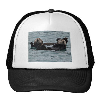 The otter Couple Cap