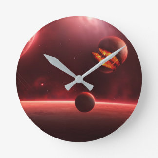 The Outer Rim Wall Clocks